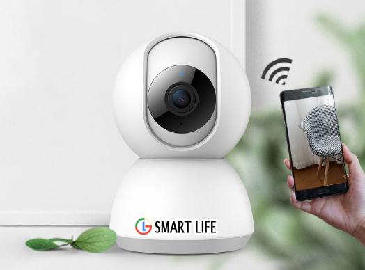 Camera IP wifi LG Smart Life C1 - Quan sát hoàn hảo