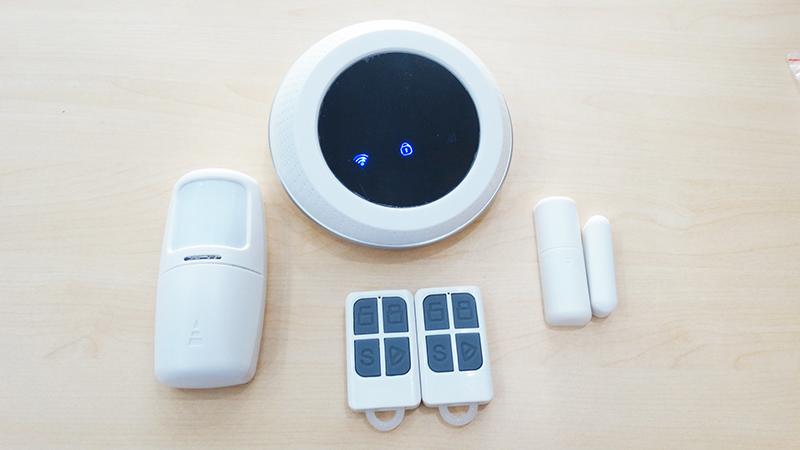Bộ báo động chống trộm LG Smart Life G1 - Báo động qua Wifi + Sim giá rẻ uy tín chất lượng
